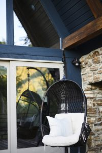 Cozy porch swing outside can be a great place to take a break in the afternoon. Routines help with setting healthy boundaries in Miramar, FL. You can get help with codependency counseling in Miramar, FL during online therapy in Florida here!