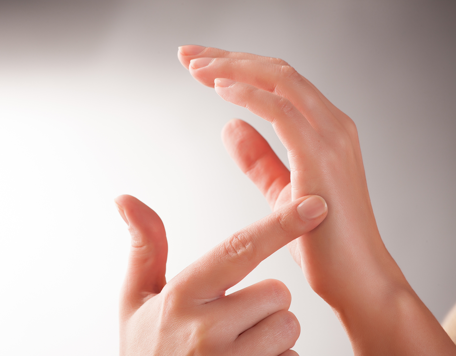 Side of the hand, one of the most common meridian points for tapping and EFT. Learn more from a therapist for women in Miramar, FL who does online therapy in Florida here!